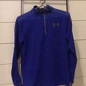 Boys XL Under Armour Half ZIP